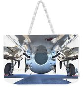 Business End Of A Ball Turret Weekender Tote Bag