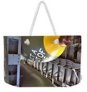 Business Of The Mission Weekender Tote Bag