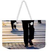 Business People Background Weekender Tote Bag