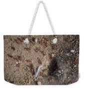 Busy Ants Weekender Tote Bag