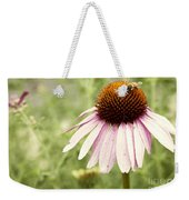 Busy Little Bee Weekender Tote Bag