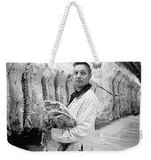 Butcher, 1949 Weekender Tote Bag