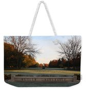 Butler University Mall Weekender Tote Bag