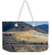 Butte Berkeley Pit Mine Weekender Tote Bag