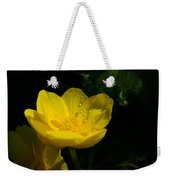 Buttercup And Dew Drops Weekender Tote Bag