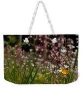 Buttercup And Wildflowers Weekender Tote Bag