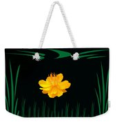 Buttercup Delight Weekender Tote Bag