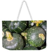 Buttercup Winter Squash On Display Weekender Tote Bag