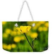 Buttercups Weekender Tote Bag