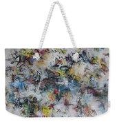 Butterflies And Dragonflies Weekender Tote Bag
