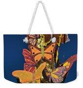 Butterflies On A 2015 Rose Parade Float 15rp047 Weekender Tote Bag