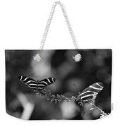 Butterflies On A Wire Weekender Tote Bag