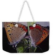 Butterfly 001 Weekender Tote Bag