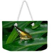Butterfly 1 Weekender Tote Bag