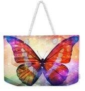 Butterfly 14-1 Weekender Tote Bag