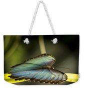 Butterfly 21 Weekender Tote Bag