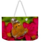 Butterfly-5416-fractal Weekender Tote Bag