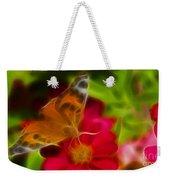 Butterfly-5430-fractal Weekender Tote Bag