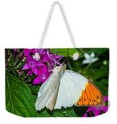 Butterfly 63 Weekender Tote Bag