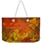 Butterfly Abstract 2 Weekender Tote Bag