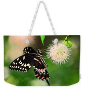 Butterfllies And The Crystal Balls Weekender Tote Bag