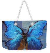 Butterfly Art - Dream It Do It - 99at3a Weekender Tote Bag