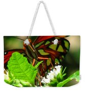 Butterfly Art Weekender Tote Bag