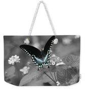 Butterfly Art Weekender Tote Bag