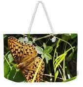 Butterfly At Signal Mountain Weekender Tote Bag