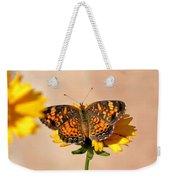 Butterfly Baby Weekender Tote Bag