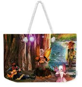 Butterfly Ball Party Weekender Tote Bag