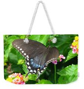 Butterfly Ballot Weekender Tote Bag