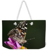 Butterfly Blossom Weekender Tote Bag by Christina Rollo