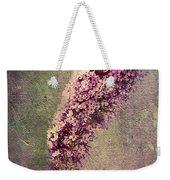 Butterfly Bush Weekender Tote Bag