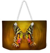 Butterfly - Butterfly Of Happiness  Weekender Tote Bag