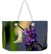Butterfly - Cabbage White Weekender Tote Bag