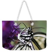 Butterfly Close Up  Weekender Tote Bag
