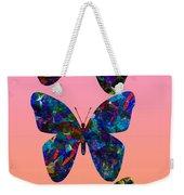 Butterfly Collage IIII Weekender Tote Bag