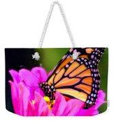Butterfly Cup Weekender Tote Bag