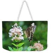 Butterfly Dining  Weekender Tote Bag