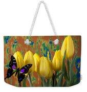 Butterfly Dreams Weekender Tote Bag