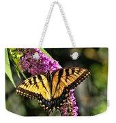 Butterfly - Eastern Tiger Swallowtail Weekender Tote Bag