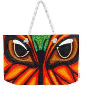 Butterfly Eyes Weekender Tote Bag
