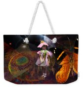 Butterfly Futures Weekender Tote Bag