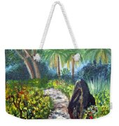 Butterfly Garden At Gumbo Limbo Weekender Tote Bag