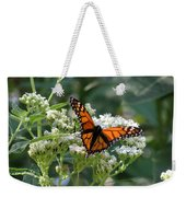 Butterfly Garden - Monarchs 09 Weekender Tote Bag