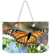 Butterfly Garden - Monarchs 13 Weekender Tote Bag