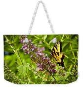 Butterfly Garden Weekender Tote Bag
