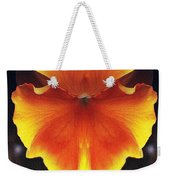 Butterfly Impression Weekender Tote Bag