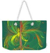 Butterfly In Green Weekender Tote Bag